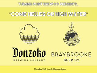 "Event: ""Come Helles or High Water!"""