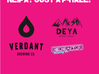 "Event: ""NEIPA? Just a P-Haze!"""