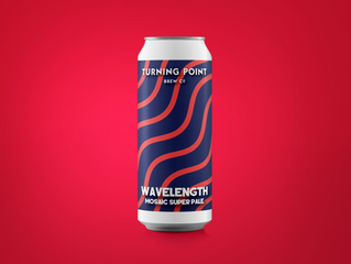 New Beer: Wavelength returns!