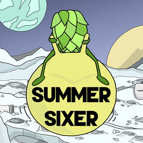 Summer Sixer - Mixed Pack of 6