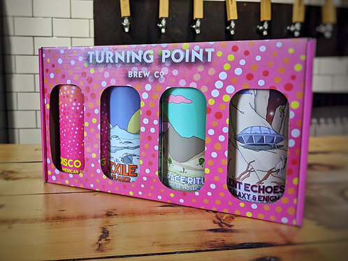 4 Beer Gift Box - Space Cruise