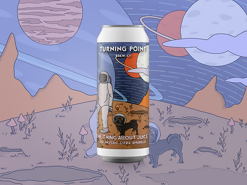 The Thing About Juice 7.1% IPA
