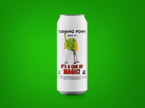 It's A Can Of Magic // 5.5% // IPA