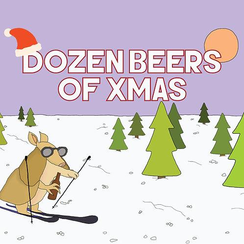 Dozen Beers of Xmas Box