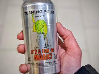 New Brew: It's a Can of Magic!