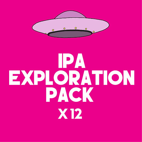 IPA Exploration (12 Pack Mixed Case)