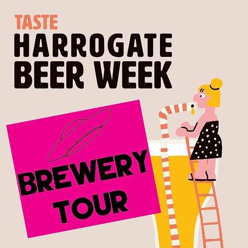 Brewery Tour (2pm Fri 24th Sept)