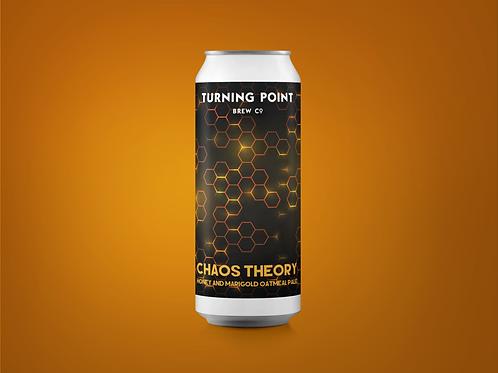Chaos Theory 5.0% Honey & Marigold Oatmeal Pale
