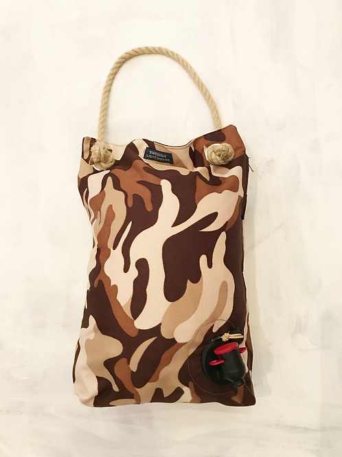 Camo Wine bag