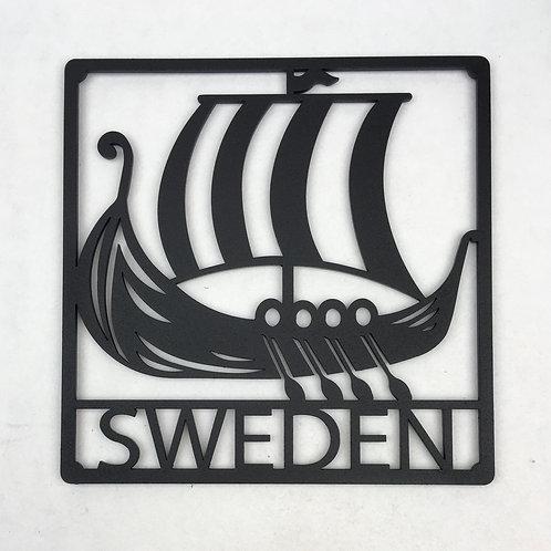 Sweden grytunderlägg / trivet
