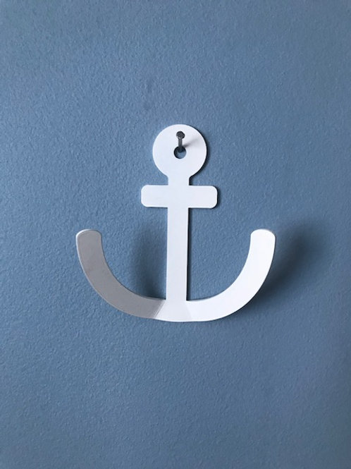 White anchor hooks