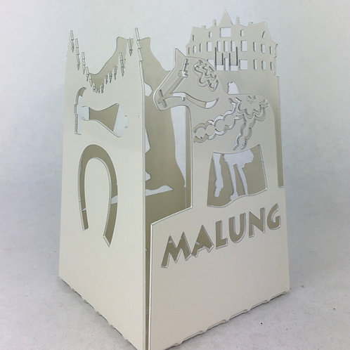 Malung candle box