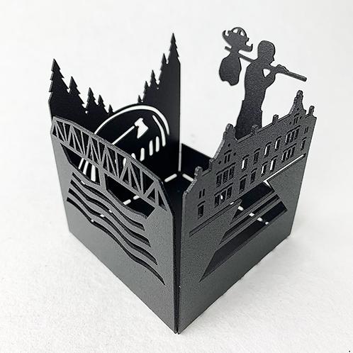 Vansbro candle box