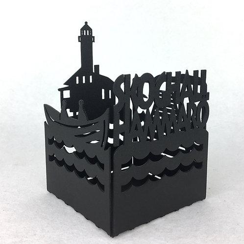 Skoghall / Hammarö candle box