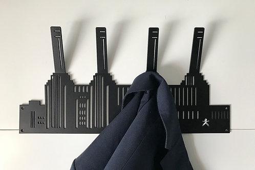 Batterseas Powerstation coat hook