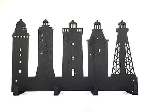 East coast lighthouse hooks