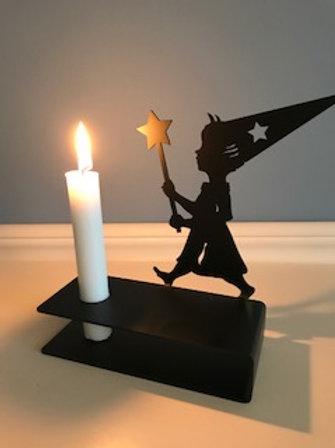 Lucia Star Boy black