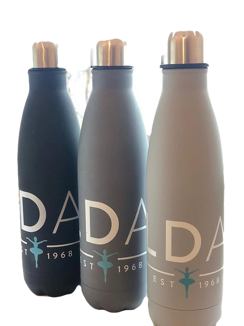 Waterbottle 500 Ml with Initials