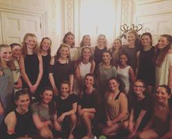 Spectrum dance company audition forms av