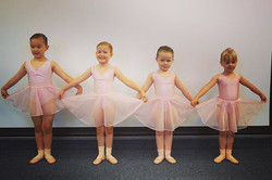 Beautiful day of Ballet exams #istd #dan