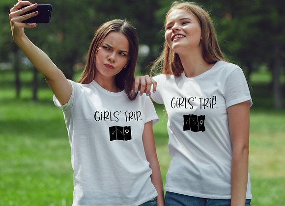 Women's Organic Cotton TShirt  - Girls' Trip