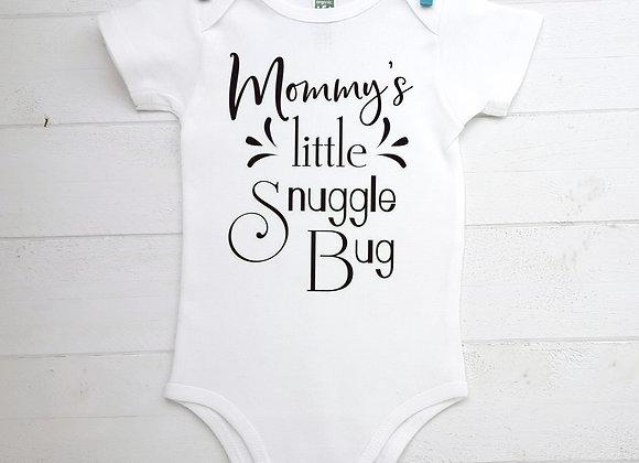 Organic Cotton Baby Bodysuit - Personalized Nickname