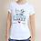 Thumbnail: Women's Organic Cotton TShirt - Let's Go to the Farmer's Market