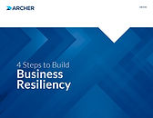4 Steps to Build Business Resiliency Ima