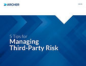 5 Tips for Managing Third Party Risk Ima