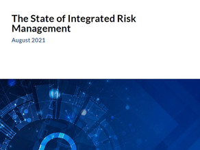 Archer State of Integrated Risk Management Report