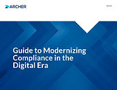 Guide to Modernizing Compliance in the D