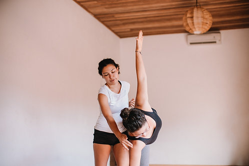 Yoga private class