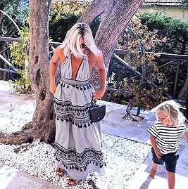 dress for kids and moms