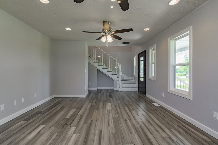 Entry Way of Bright Home