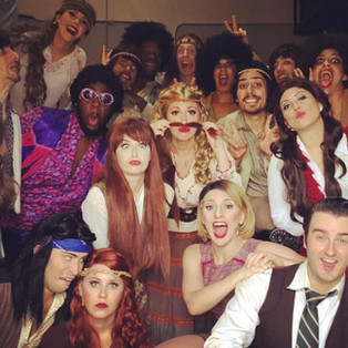 Backstage- Sweet Charity