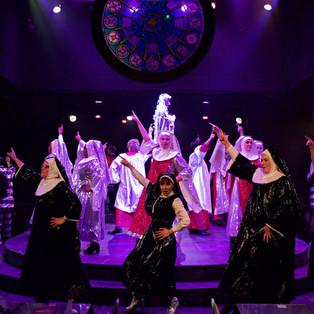 Nun- Sister Act