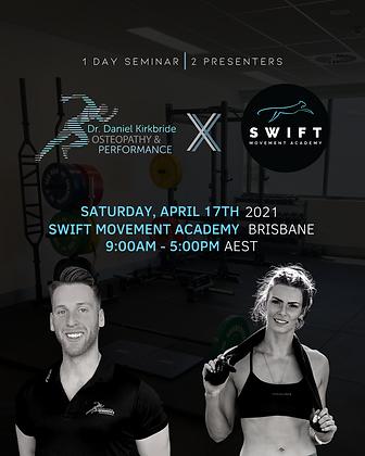 One Day Seminar - Brisbane