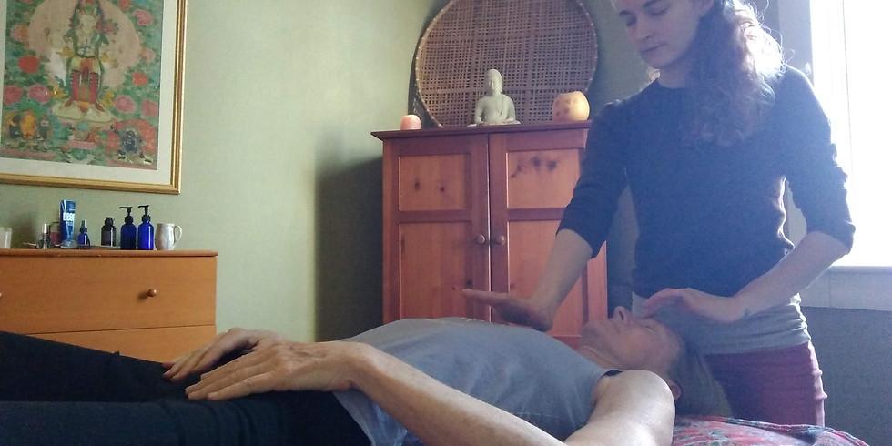 Restorative Yoga and Reiki