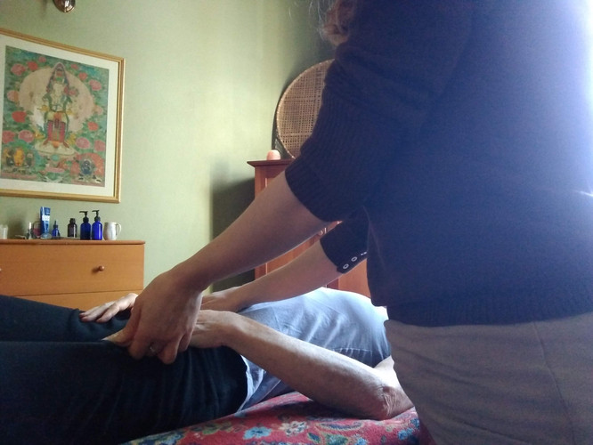 Reiki Session with Briel