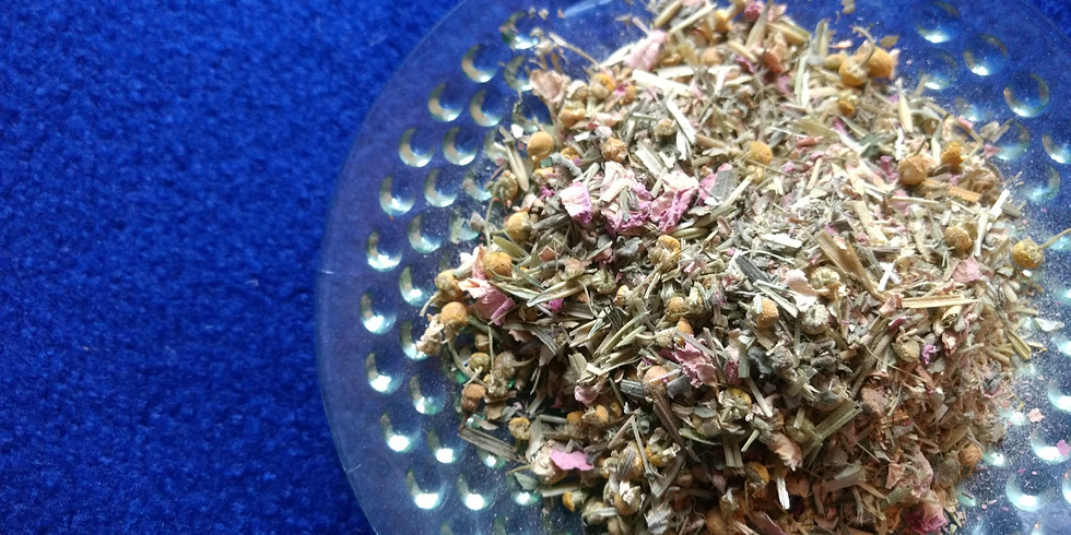A toolkit for Stress: Herbs, Asana and Meditation for Nervous System Support