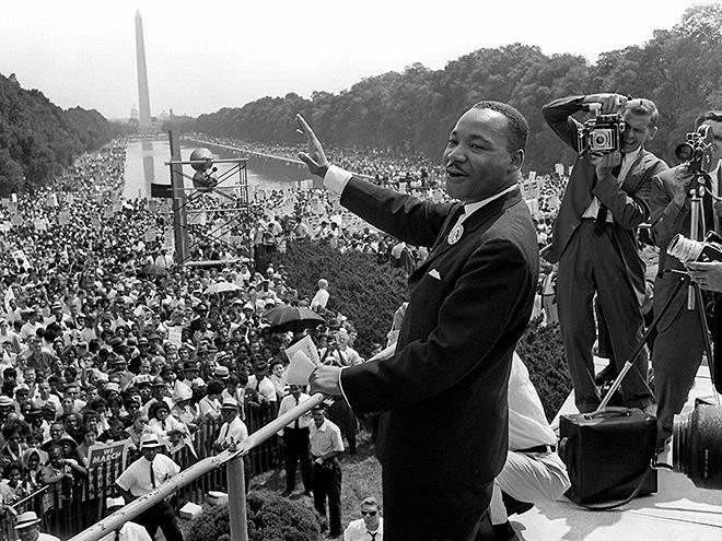 Dr. Martin Luther King, Jr: A Beacon of Inspiration