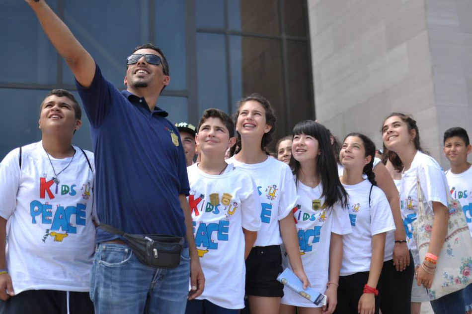 Kids4Peace: Building a New Generation of Interfaith Global Citizens