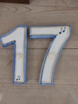 Hausnummer 17