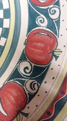 Keramiktisch Töpferei Thurnau
