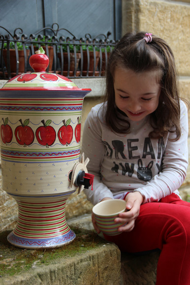 Saftbutler Äpfel
