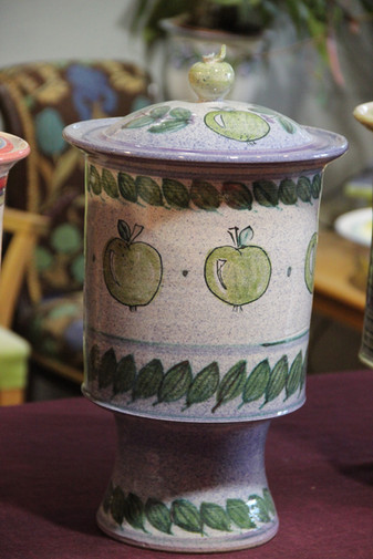Saftbutler grüne Äpfe