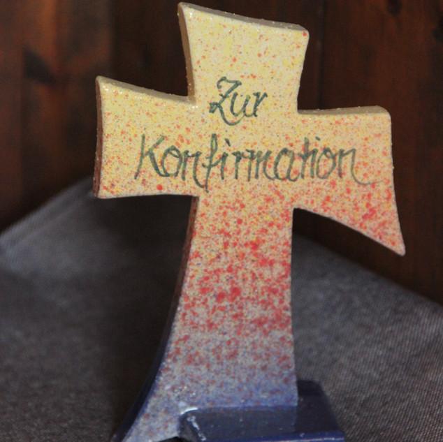 Kreuz Konfirmation