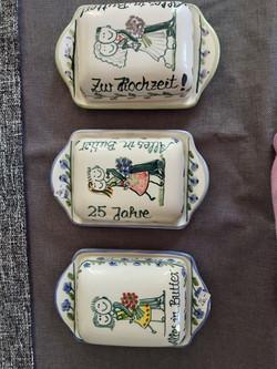 Butterdosen 26 Euro