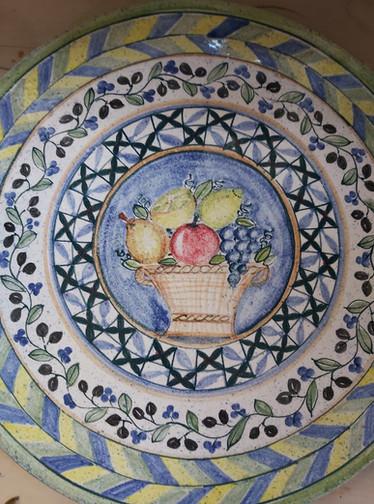 Tisch Obst