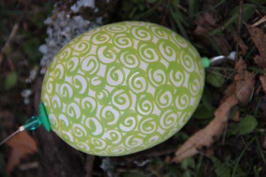 Ei Keramik Kringel